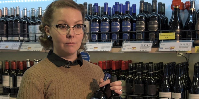 Beverage Partners Finland Elina Turunen