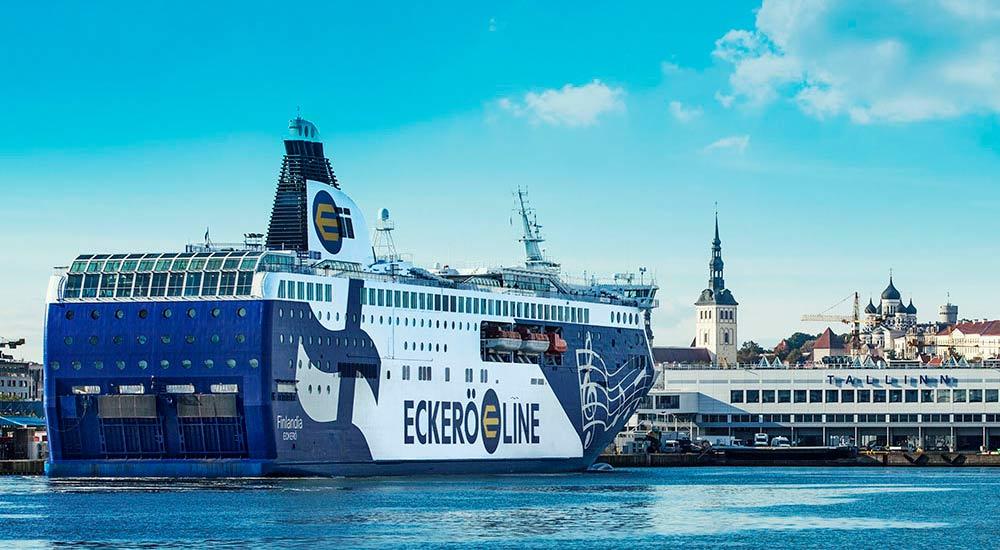 Eriolukorra järgsed muudatused Eckerö Line'i laevadel ja terminalides