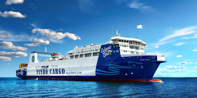 MS Finbo Cargo on korralises hoolduses 25.1. - 29.3.2020