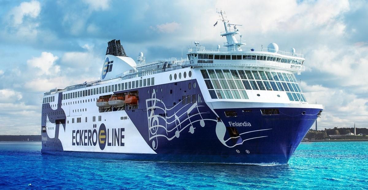 Pressiteade: Eckerö Line püstitas reisijate rekordi ka 2019 aastal