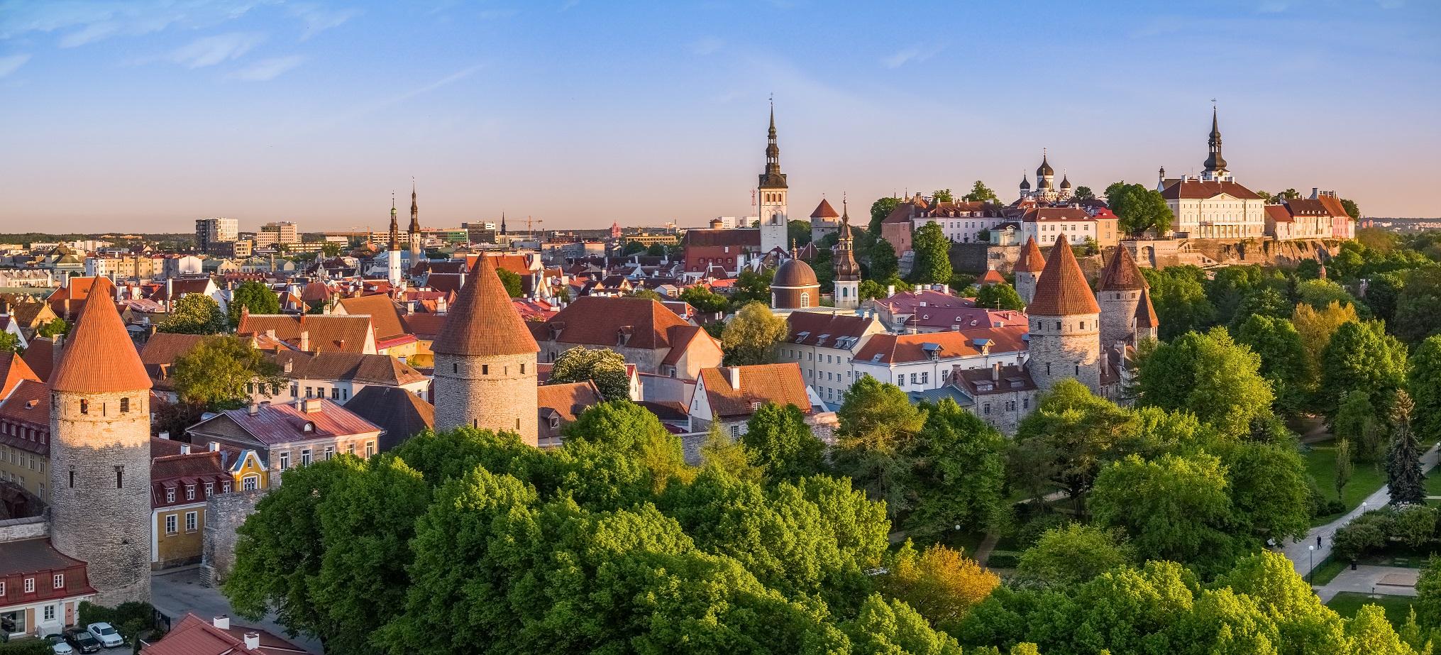 Liikluspiirangud seoses Tallinna Maratoniga 6. - 8.09.2019