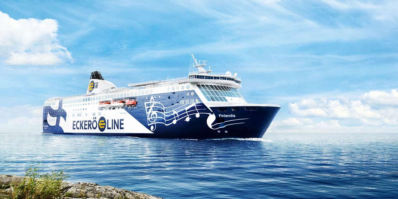 Läänemerel kurseerib nüüd uuenduskuuri läbinud MS Finlandia