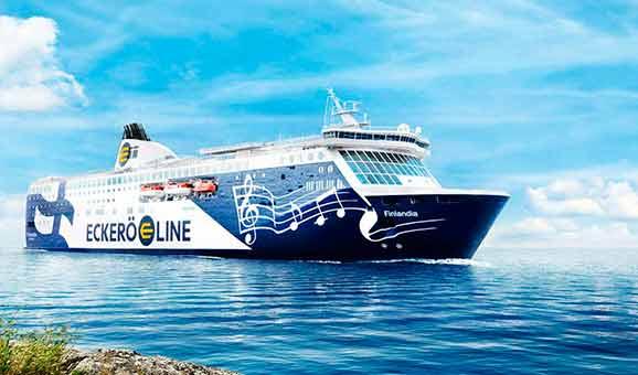 Eckerö Line toob Tallinn-Helsingi liinile uue reisiparvlaeva