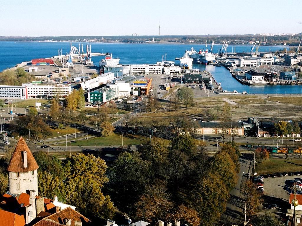Muutus Tallinna Sadama ala liikluskorralduses 05.03.2019