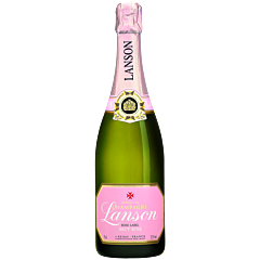 Lanson Rosé Label Brut 6-pack