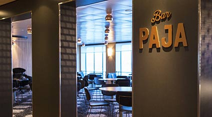 baarit ja ravintolat m/s Finlandia Bar Paja