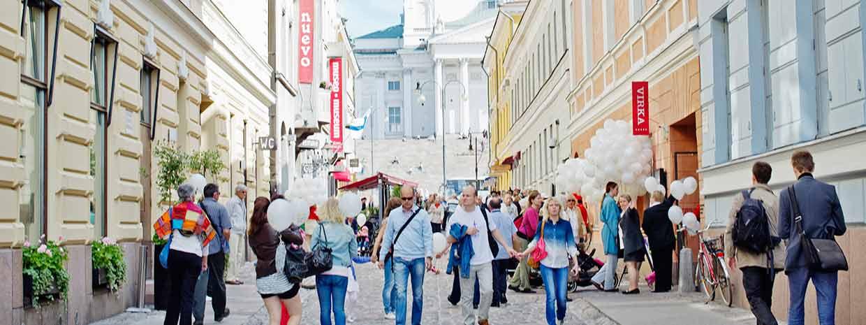 Helsingi tänaval