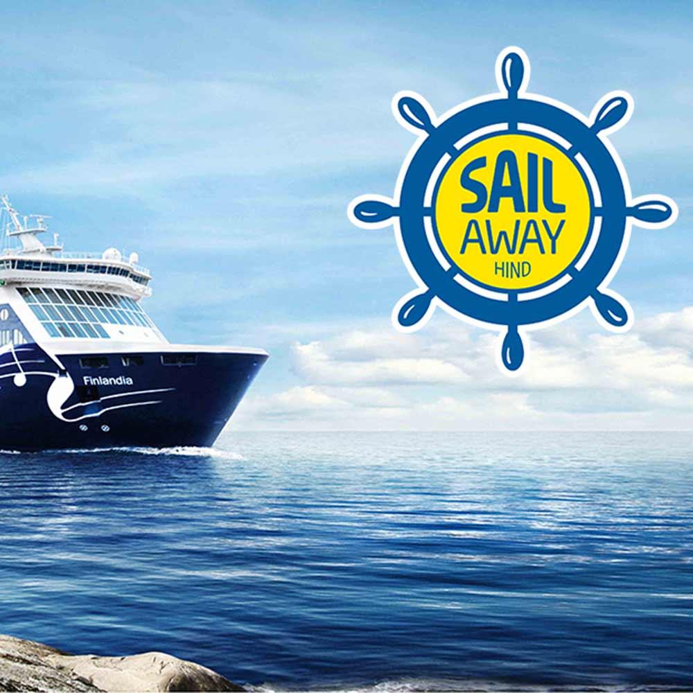 Sail Away kampaania